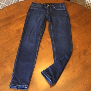 White House Black Market skinny jeans XS